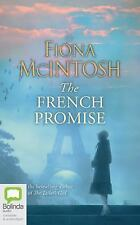 The French Promise by Fiona McIntosh (2016, CD, Unabridged)