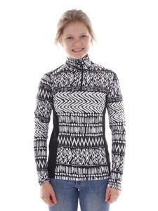 Brunotti Fleece Pullover Collar Shirt Functional Shirt Black Aquilly