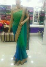 Indian Bollywood Designer Traditional Lehenga Saree Sari Party Wear NEUF ethnique