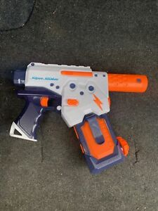 Nerf Super Soaker Thunderstorm With Water Clip - Working