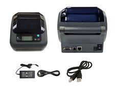 Zebra Gx420D LED/Display Direct Thermal Printer (USB, Ethernet, Serial, 6 IPS)