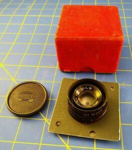 BOYER PARIS SAPHIR   B   1:3.5 F 50  Lens #786521 Shutter lens made in France.