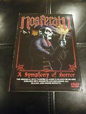 Nosferatu -A Symphony of Horror DVD
