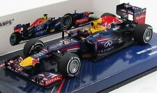 INFINITY RED BULL RACING RB9 VETTEL 2013 WINNER GERMAN GP MINICHAMPS 410130101