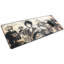 Oversized Desk Anime Pad extended gaming XL playmat for razer keyboard & mouse