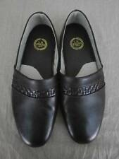 L  Evans Leather Slippers 279 Mens 11 M Brown All Leather
