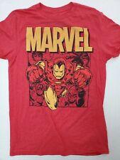 Marvel comics  Ironman Avengers  Men's T-Shirt