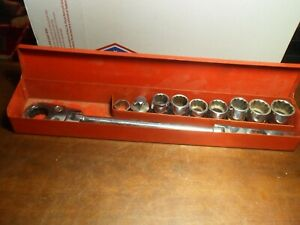 MAC TOOLS VRF FRONT END ALIGNMENT WITH SOCKETS & BOX 10 PIECE