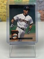 SHIPS SAME DAY Donruss 1994 Baseball Card NM Royce Clayton #153 San Fran. Giants