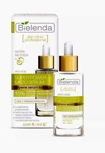 Bielenda Skin Clinic Super Power Mezo Active Corrective Anti-Age Face Serum 30ml
