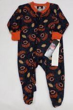 NFL Chicago Bears Infant All Over Print Navy Sleeper 12 M