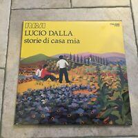 Lucio Dalla _ Storie di Casa Mia _ LP Vinile 33 giri _ 2020 NUOVO SIGILLATO RARO