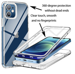 Case For Samsung S20 FE A21s A52 A12 A51 Shockproof 360° Full Cover Protective