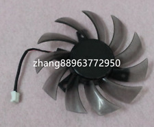 75mm GIGABYTE N465 GTX 460 560 Ti 570 Fan Replacement 2Pin T128010SM 0.20A R47a