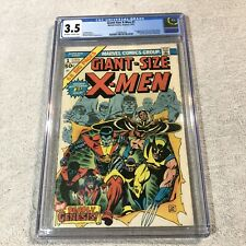 Giant Size X-Men #1 (1975) CGC 3.5 1st Appearance New X-Men Marvel Comics Key