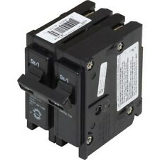 """Cutler-Hammer 40 Amp Double Pole Circuit Breaker - HACR Rated - 2"""" Space"""