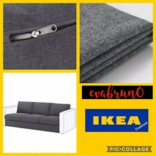 Ikea New VIMLE 403.510.67 GRAY slipcover for sofa section ONLY