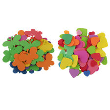 130Pcs Multicolor Foam Stickers Wall Stickers for Kid Living Room Diy Crafts