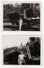 1940s MT WASHINGTON COG RAILWAY Photos NEW HAMPSHIRE Mount PEPPERSASS NH Photo