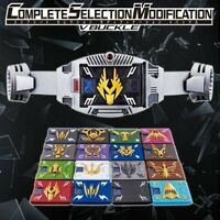 NEW Bandai COMPLETE SELECTION MODIFICATION V BUCKLE CSM Kamen Rider Ryuki Japan