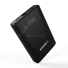 2.5 USB 3.0 HDD Hard Drive WiFi Enclosure NAS Network Share Storage Power Bank