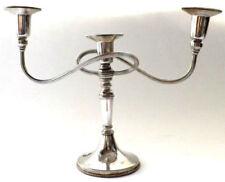 Georgian Antique Silver Plated Candlesticks/Candelabra