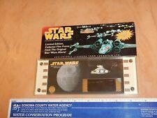 1995 Star Wars Ltd. Edition Collector Film Frame From Original Star Wars Movie