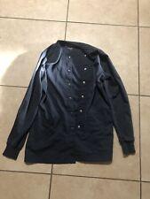 Women's Grey's Anatomy Warm-Up Jacket, Steel, Small