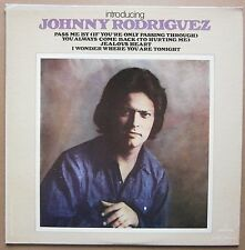 LP Johnny Rodriguez – Introducing Johnny Rodriguez Holland Mercury 1973