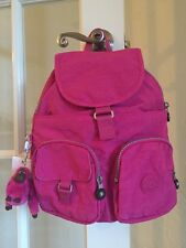 Kipling Firefly Small Backpack Very Berry Pink