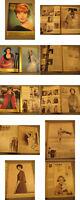 Film und Frau Zeitschrift von 1962-18.Zeitgeist,Mode Werbung.Hildegart Knef
