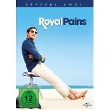 ROYAL PAINS-STAFFEL 2 - 4 DVD NEUWARE