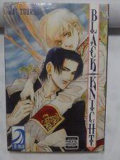 Black Knight Volume 3 Manga by Kai Tsurugi Brand New in Shrink Wrap Blu Manga