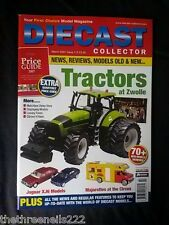 DIECAST COLLECTOR #113 - WOLLE TRACTORS - MARCH 2007