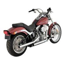 Vance & Hines StraightShots Slip-Ons Chrom, f. Harley - Davidson Softail 07 - 16