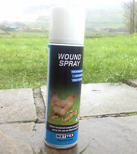 NETTEX POULTRY WOUND SPRAY with VIOLET  200ml