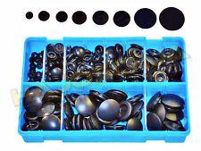 Blindstopfen Sortiment 260 teilig Gummistopfen Gummi Dichtstopfen Kappe Set