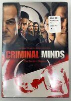Criminal Minds: Season 2 CBS DVD