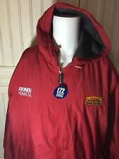 Extreme Makeover Home Edition TV - XL Men's Red Jacket Sponsor Aronov Homes NWT