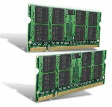 Samsung 4gb 2x 2gb ddr2 667 MHz pc-5300s di ram notebook memoria SODIMM 200pin