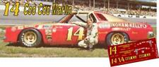 CD_1771 #14 Coo Coo Marlin  1975 Daytona 500 Chevy  1:24 Scale Decals