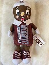"Hershey Milk Chocolate Bar Plush Stuffed  Animal 9"" Classic 1999 NEW with Tag"