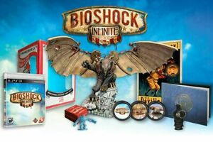 Bioshock Infinite Ultimate Songbird Ultra Limited Collectors Edition PS3
