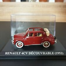 B/âche Auto de Protection Compatible avec Renault 4 L 1961-1993 imperm/éable Respirant et Anti UV