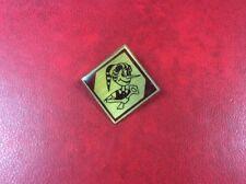 Pin Brooch Enamelled Badge SOVIET PINOCCHIO USSR RUSSIA. Rare Buratino