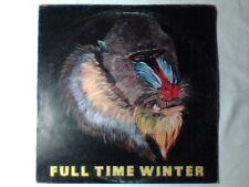 LP FULL TIME WINTER ITALO DISCO KANO JIMMY ROSS AGO KORiA PETER RICHARD CAUTION