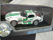 EAGLE RACE 1/43 DODGE VIPER GTS-R N°98 24 H DAYTONA 1996 !!!