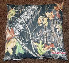 """Mossy Oak Break Up Camouflage 20"""" Indoor/Outdoor Pillow"""