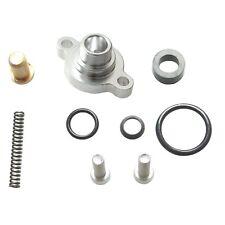 For Ford 7.3L Powerstroke Diesel Fuel Pressure Regulator Billet Valve Cap Kit