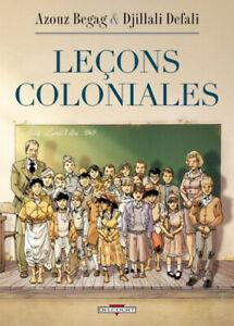 BD - Leçons Coloniales / BEGAG, DEFALI, EO DELCOURT